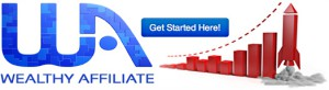 wealthy affiliate getting started